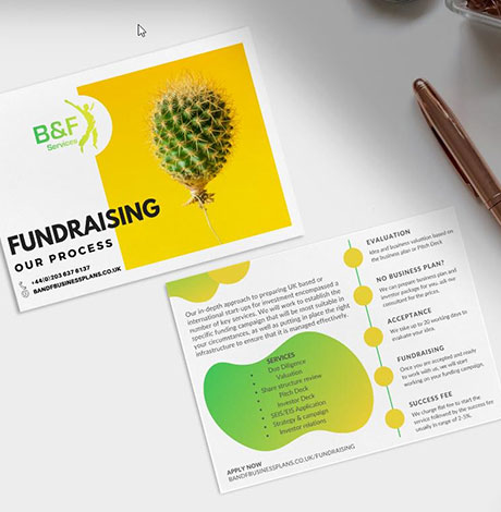 B&F Business Plans In UK